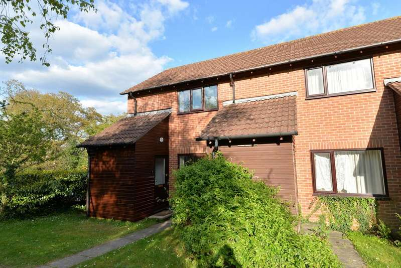 2 Bedrooms End Of Terrace House for sale in Eastlands, New Milton
