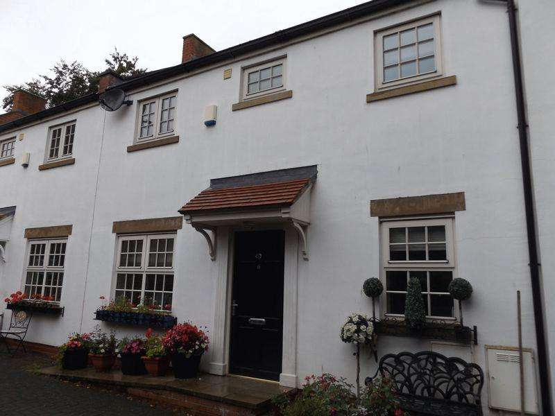 2 Bedrooms Terraced House for rent in Brewery Yard, Yarm