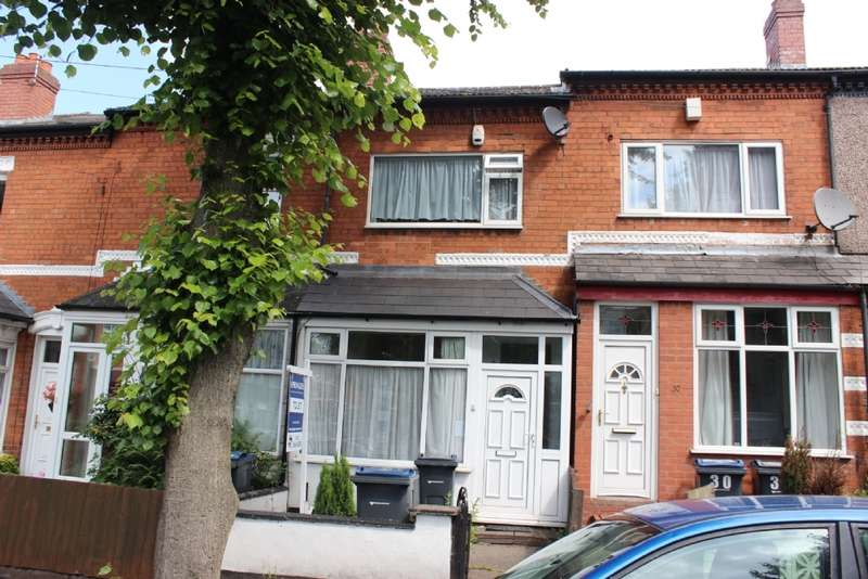2 Bedrooms Terraced House for sale in Oliver Road