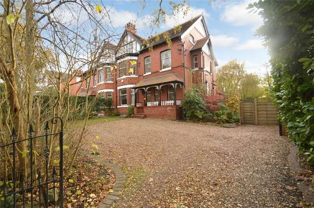 6 Bedrooms Semi Detached House for sale in Devonshire Park Road, Davenport, Stockport, Cheshire