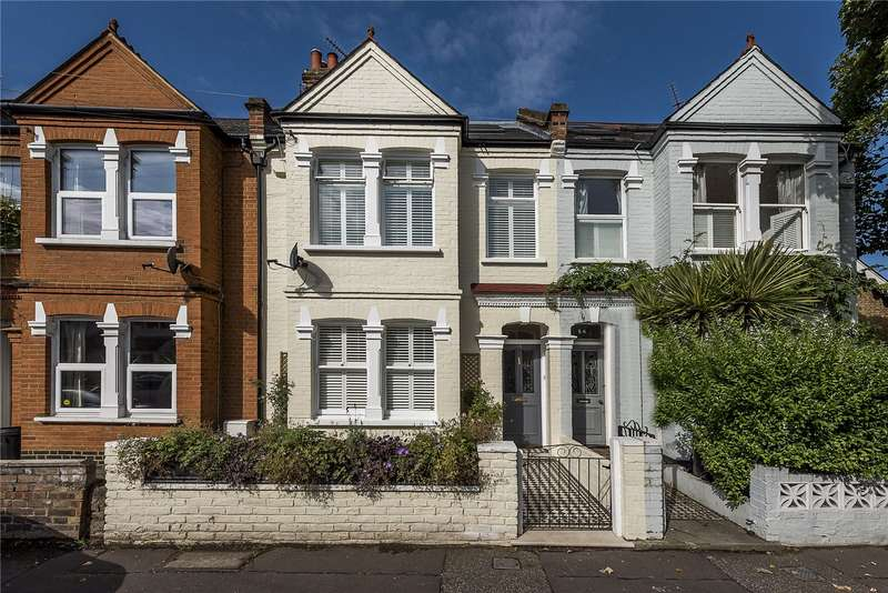 5 Bedrooms Terraced House for sale in Queens Road, London, SW14