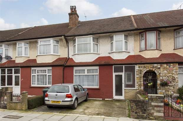 3 Bedrooms Terraced House for sale in Arcadian Gardens, Wood Green, N22