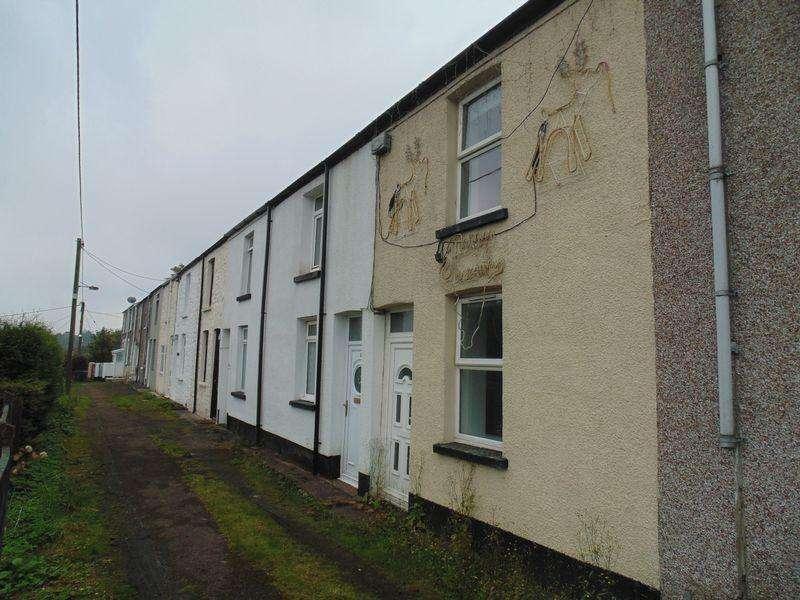 2 Bedrooms Terraced House for sale in Upper Glantorvaen Terrace, Blaenavon