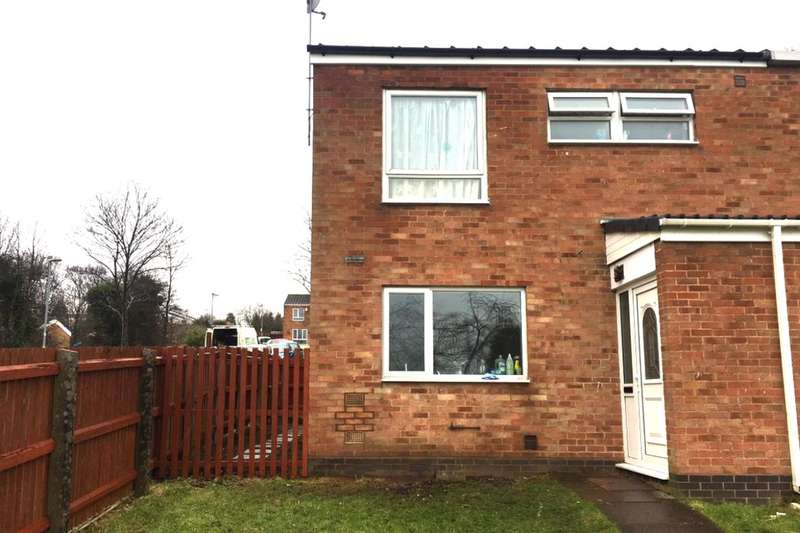 3 Bedrooms Property for sale in Masham Close, Stechford, Birmingham, B33