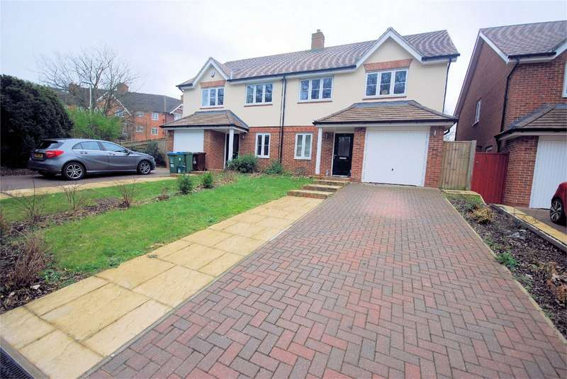 4 Bedrooms Semi Detached House for sale in Babington Road, Wendover, Buckinghamshire