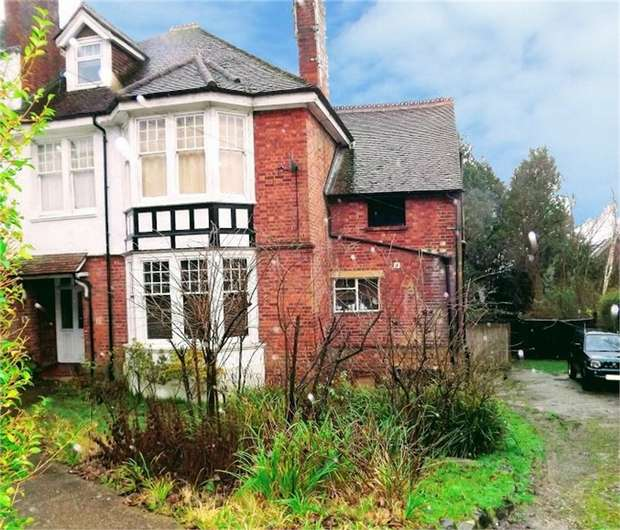 1 Bedroom Flat for sale in Montacute Road, Tunbridge Wells, Kent