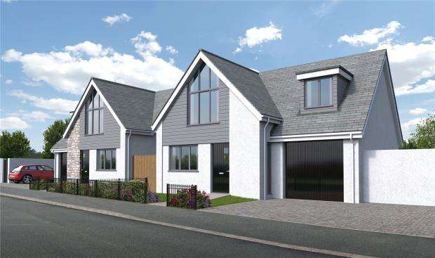 4 Bedrooms Detached House for sale in Plantation Way, Torquay, Devon