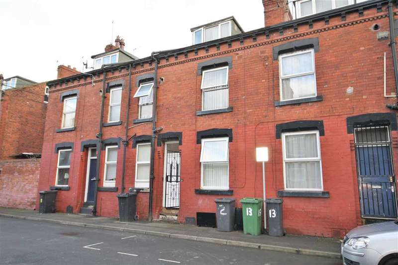 2 Bedrooms Terraced House for sale in Edgware Street, Leeds