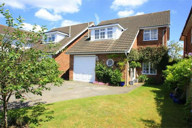 3 Bedrooms Detached House for sale in Lake Road, VERWOOD