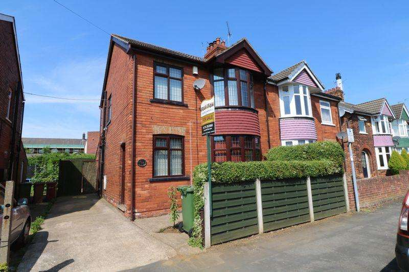 3 Bedrooms Semi Detached House for sale in Brant Road, Scunthorpe