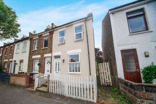 2 Bedrooms End Of Terrace House for sale in Laurier Road, Croydon