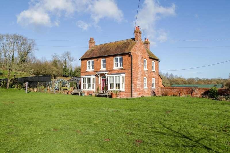 3 Bedrooms Detached House for sale in Newnham Bridge, Tenbury Wells, Worcestershire, WR15 8JA