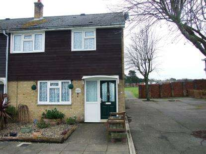 3 Bedrooms End Of Terrace House for sale in Mildenhall, Bury St. Edmunds, Suffolk
