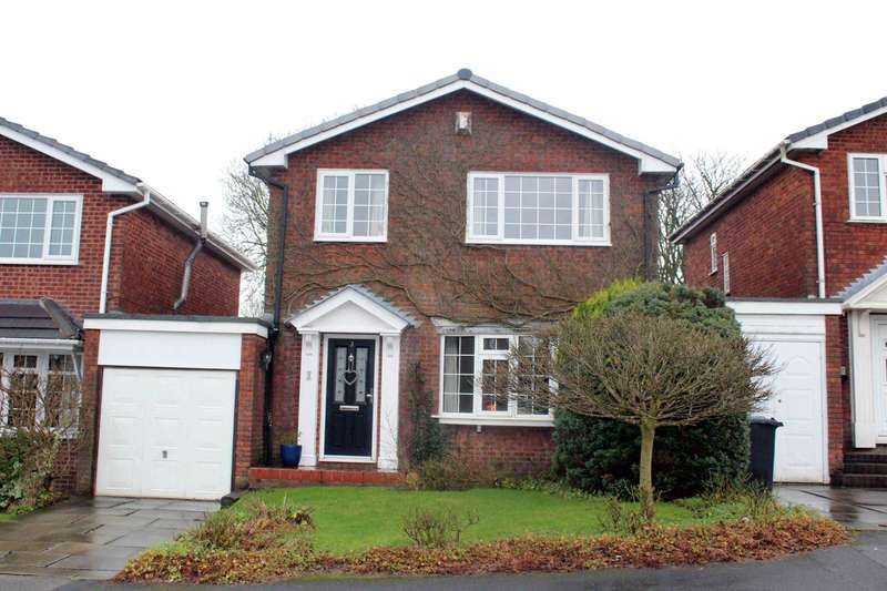 3 Bedrooms Detached House for sale in Moorlands View, Over Hulton