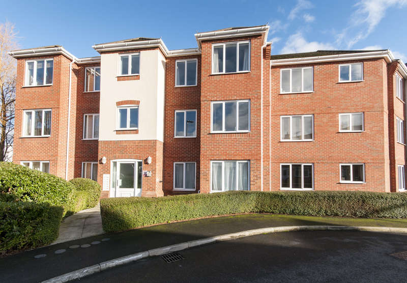 2 Bedrooms Flat for sale in Glover Road, Castle Donington