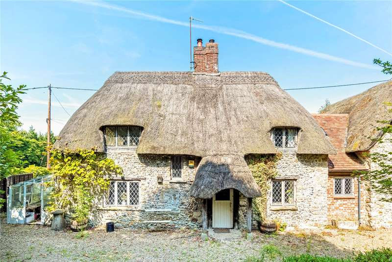 4 Bedrooms Detached House for sale in Southend, Ogbourne St. George, Marlborough, Wiltshire, SN8