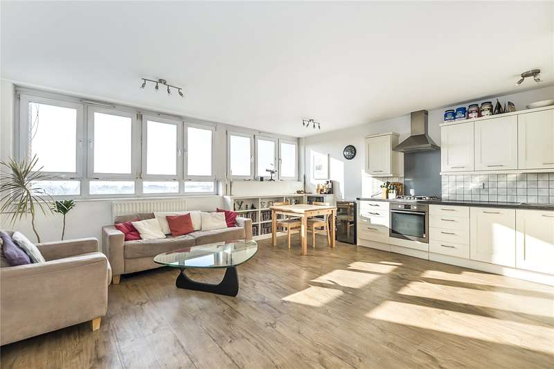 1 Bedroom Flat for sale in Semley House, Semley Place, London, SW1W