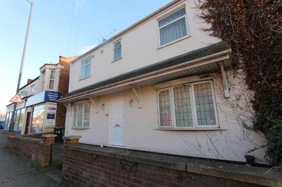 4 Bedrooms Detached House for rent in Cubbington Road, Leamington Spa