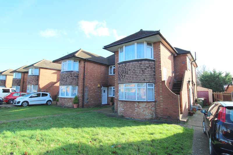 3 Bedrooms Maisonette Flat for sale in Clare Road, Stanwell, Middlesex, TW19