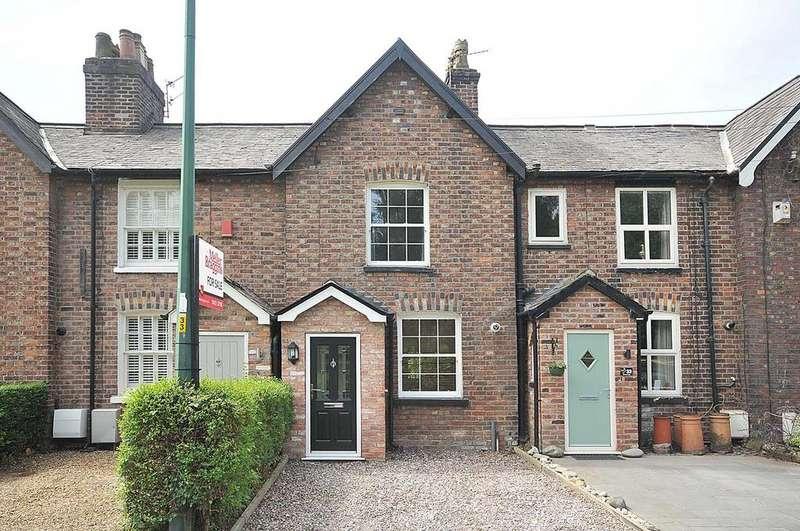 2 Bedrooms Cottage House for sale in Brook Lane, Alderley Edge