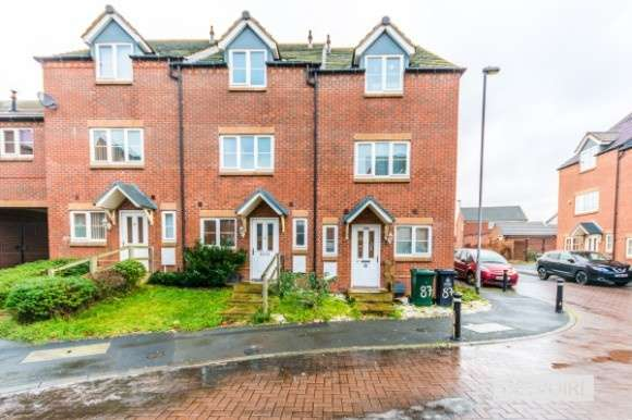 3 Bedrooms Terraced House for sale in Eagleworks Drive, Walsall