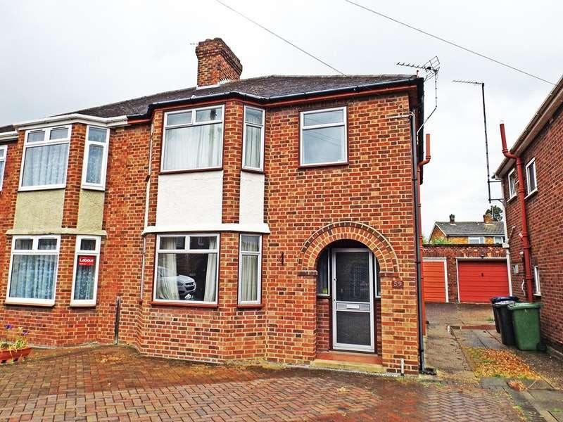 3 Bedrooms Semi Detached House for sale in Elfleda Road, Cambridge, Cambridgeshire, CB5