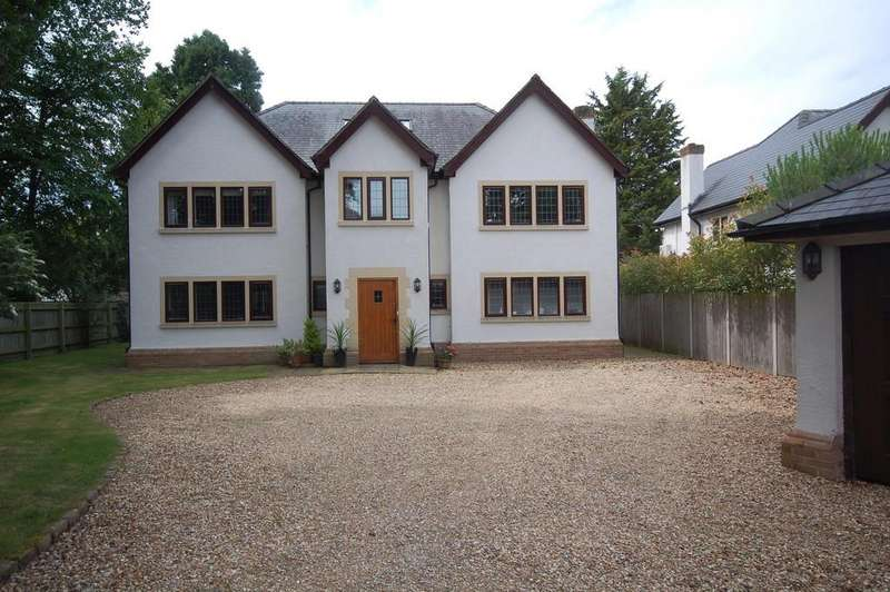 5 Bedrooms Detached House for sale in Burton Road, Rossett