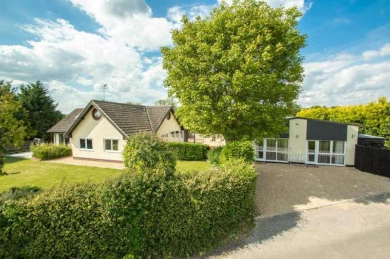 7 Bedrooms Detached House for sale in Rectory Road, Kedington