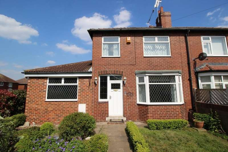 3 Bedrooms Semi Detached House for sale in Ashfield Street, Normanton