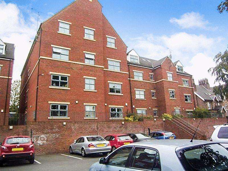 2 Bedrooms Apartment Flat for sale in Moorgate View, Moorgate, Rotherham