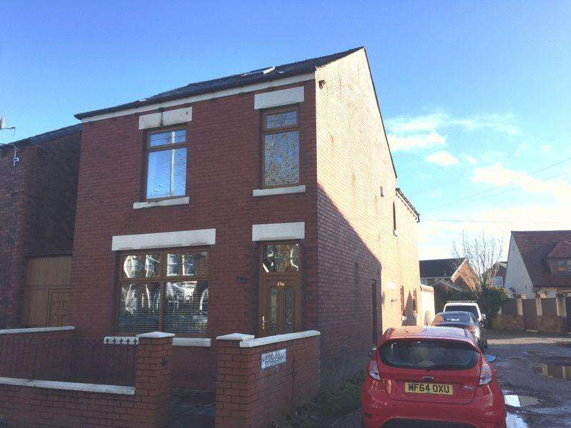 3 Bedrooms Detached House for sale in Church Street, Westhoughton, Bolton