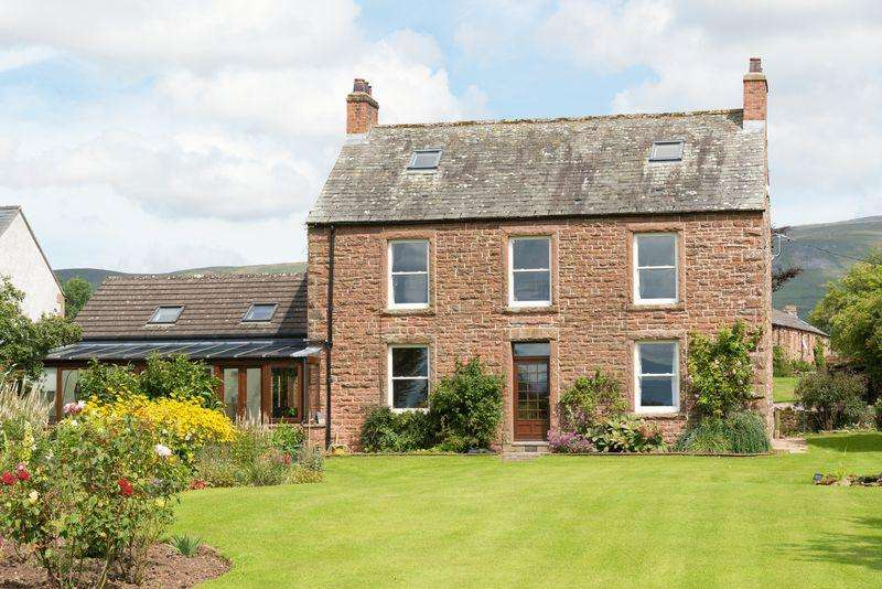 5 Bedrooms Detached House for sale in Sycamore House, Blencarn, Penrith