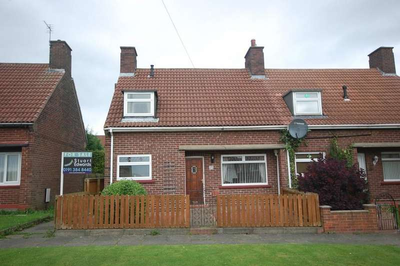 2 Bedrooms Semi Detached House for sale in Dominion Road, Brandon