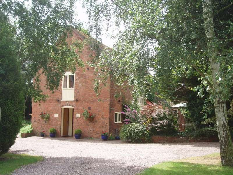 5 Bedrooms Barn Conversion Character Property for sale in Watery Lane, Curborough, Nr Lichfield