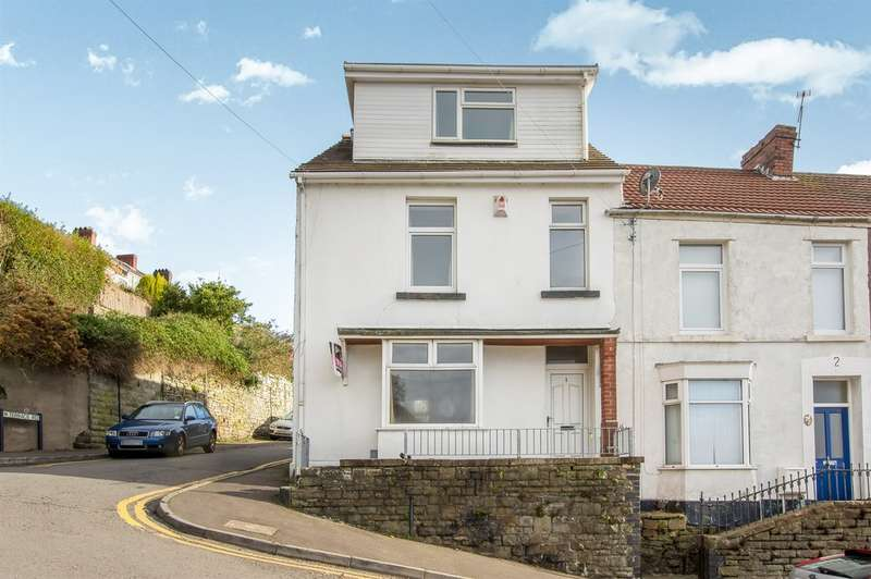 5 Bedrooms End Of Terrace House for sale in Rose Hill, Swansea