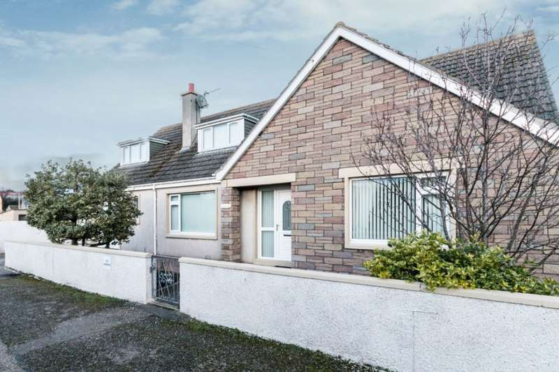 4 Bedrooms Detached House for sale in Hillocks Way, Lossiemouth, IV31