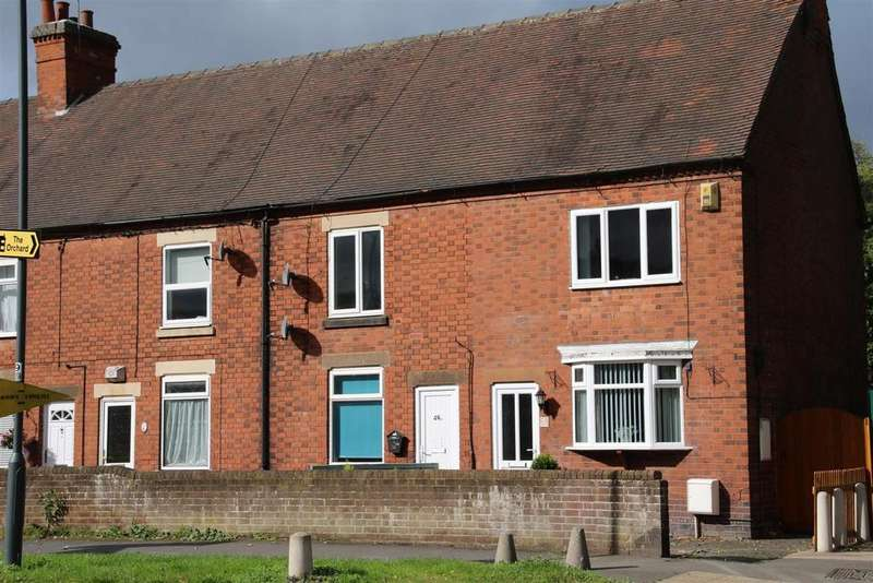 2 Bedrooms Terraced House for sale in Tamworth Road, Kingsbury, Tamworth
