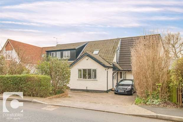 4 Bedrooms Detached House for sale in Parkgate Road, Neston, Cheshire