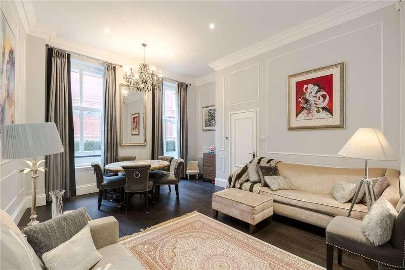 3 Bedrooms Flat for sale in Kensington Court, London, W8