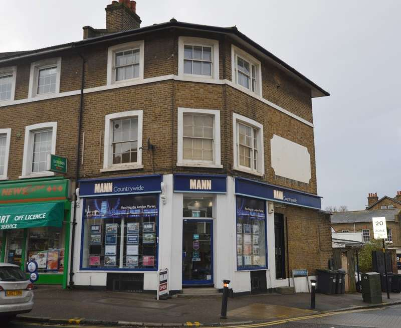 Commercial Property for sale in Burnt Ash Road, Lee, London, SE12 8PU