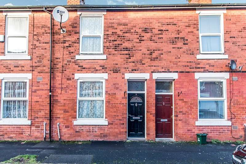 3 Bedrooms Terraced House for sale in Holywood Street, Rusholme, Manchester, M14