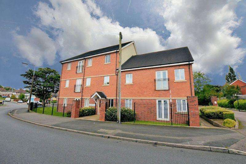 2 Bedrooms Ground Flat for sale in Broadway Court, Pottery Road, Oldbury