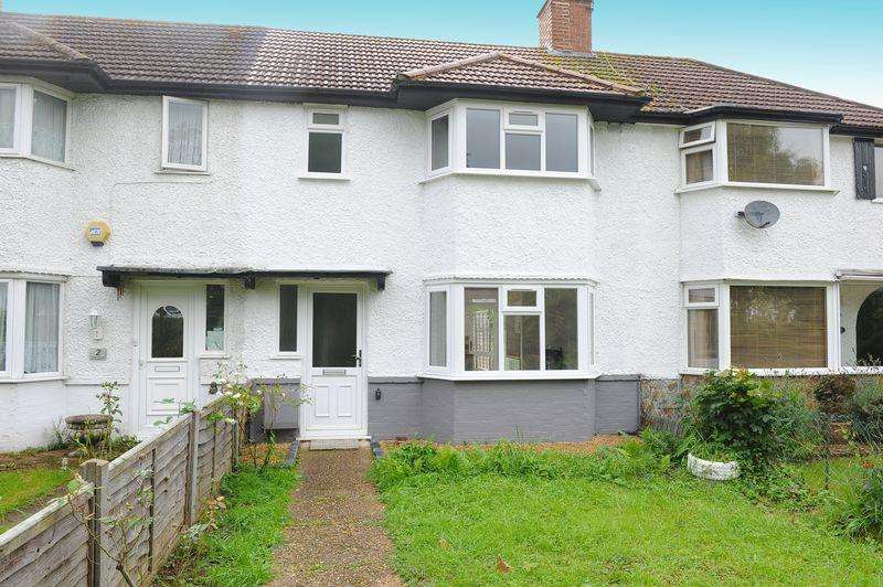 3 Bedrooms Terraced House for rent in Trevor Gardens, Ruislip