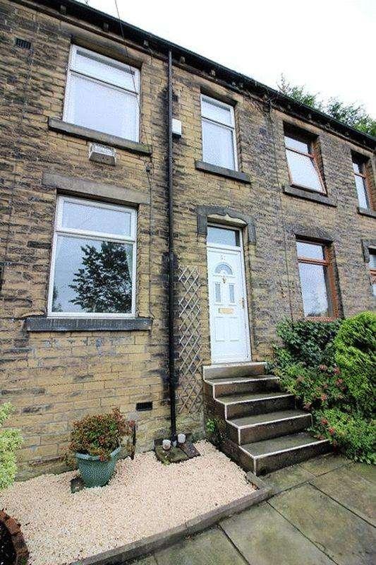 2 Bedrooms Terraced House for sale in Saddleworth Road, Elland