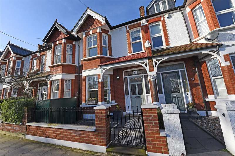 4 Bedrooms Terraced House for sale in Wellington Road, London