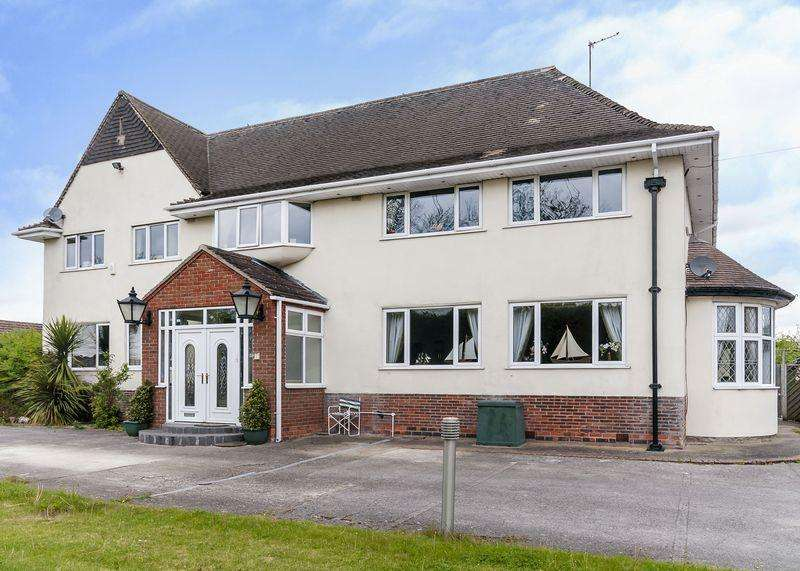 4 Bedrooms Detached House for sale in Ramper Road, Retford