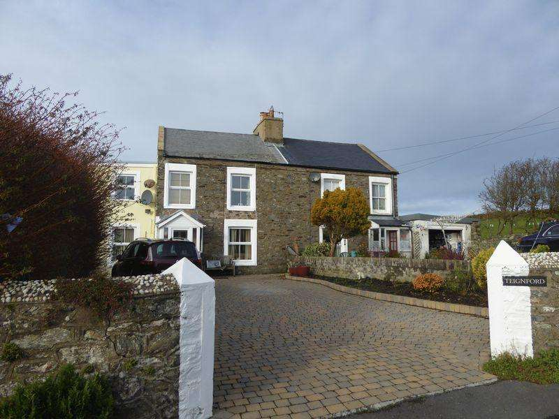 4 Bedrooms Cottage House for sale in Surby Road, Port Erin