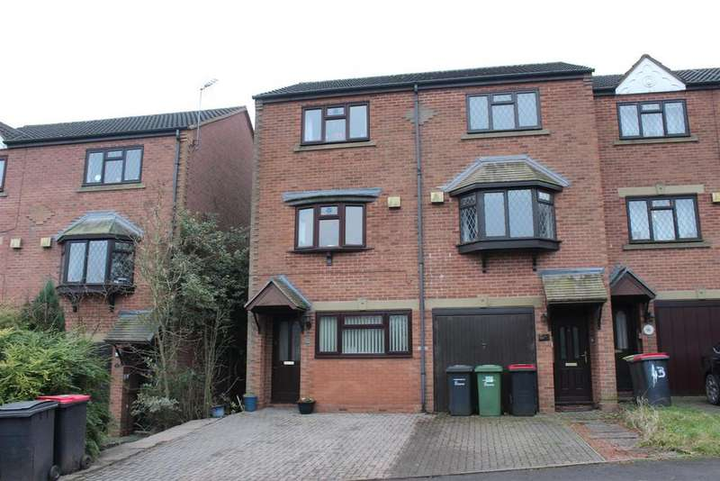 3 Bedrooms End Of Terrace House for sale in Woodland Way, Birchmoor, Tamworth