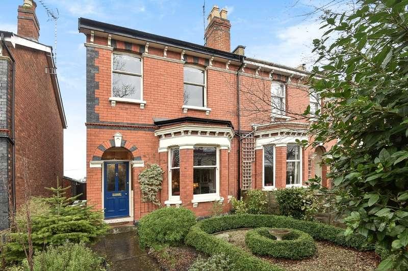 3 Bedrooms End Of Terrace House for sale in Leckhampton, Cheltenham
