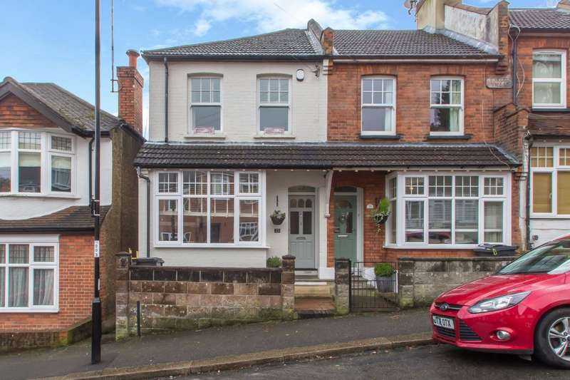 3 Bedrooms End Of Terrace House for sale in Hillside Avenue, Purley, CR8 2DP